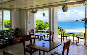 沖縄県うるま市 413 hamahiga Hotel & Cafe