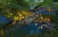 宿泊(黒川温泉)