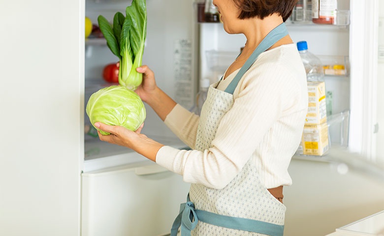 年末に冷蔵庫がいっぱいになることが防げる!