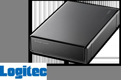Logitec ハードディスク
