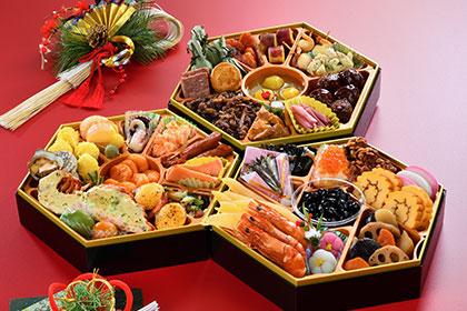 【先行予約受付中】「中国料理・敦煌」総料理長監修 おせち料理宴