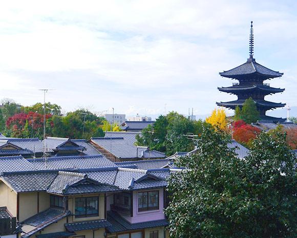 京都府京都市のトラベルポイント