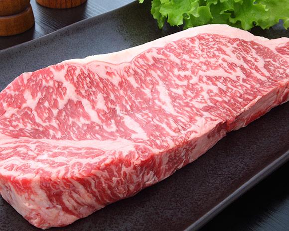 佐賀県白石町の牛肉