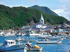 行ってみたい観光の島づくり~世界遺産、イルカウォッチング、天草の観光を応援~