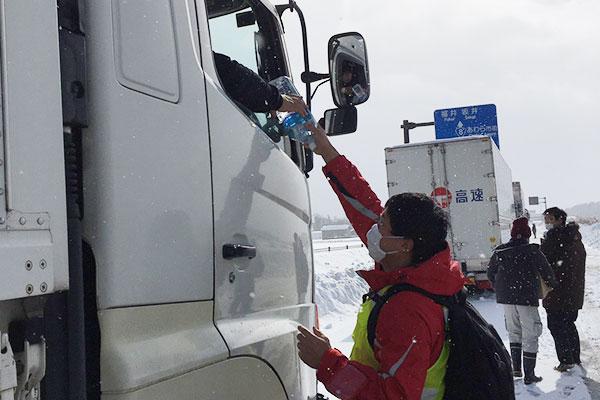 福井県あわら市 令和3年 雪害支援