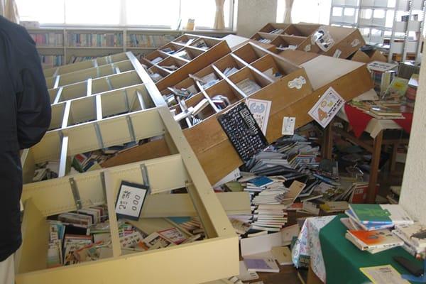 福島県福島市 令和3年2月 福島県沖地震 災害支援