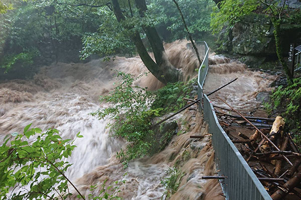 【神奈川県湯河原町】令和3年7月豪雨 災害支援