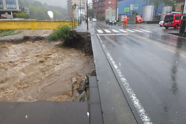 【神奈川県湯河原町】令和3年7月豪雨