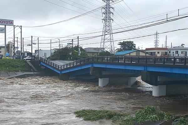 【静岡県清水町】令和3年7月豪雨 災害支援
