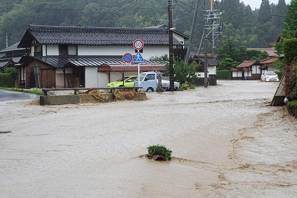 【島根県出雲市】令和3年7月豪雨