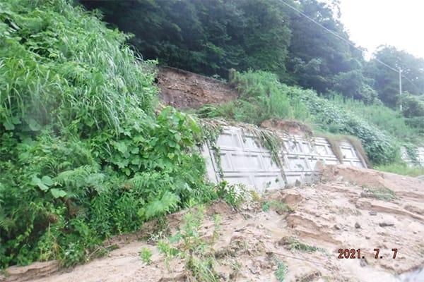 【鳥取県大山町】令和3年7月豪雨 災害支援