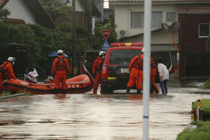 【島根県安来市】令和3年7月豪雨 災害支援