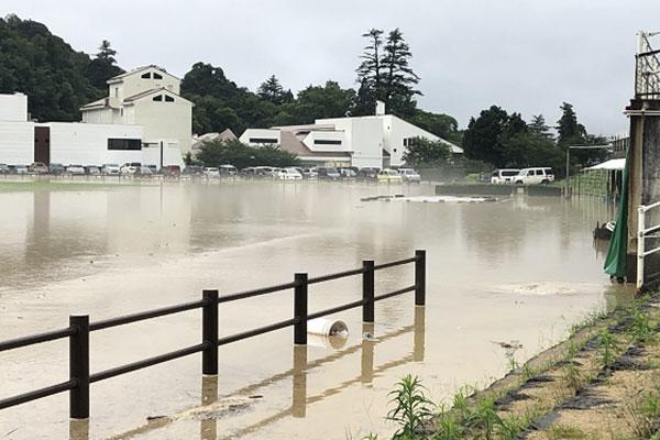 【鳥取県倉吉市】令和3年7月豪雨 災害支援