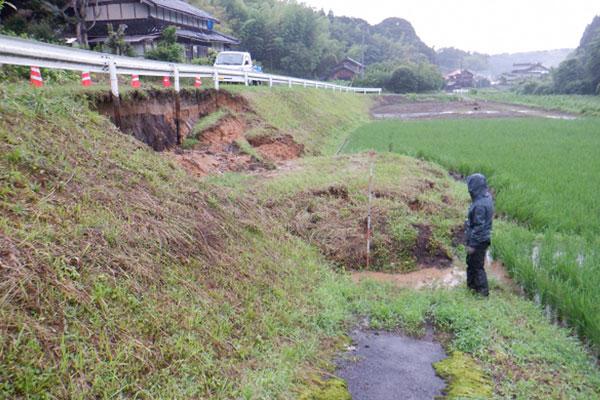 【鳥取県倉吉市】令和3年7月豪雨