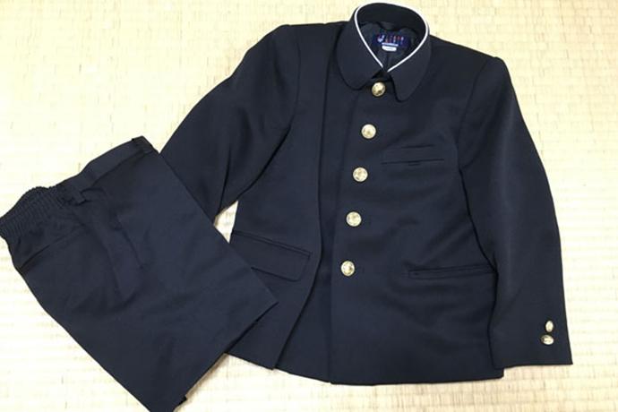 「制服のリユース」事業03