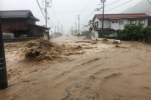 【広島県安芸高田市】令和3年8月豪雨 災害支援