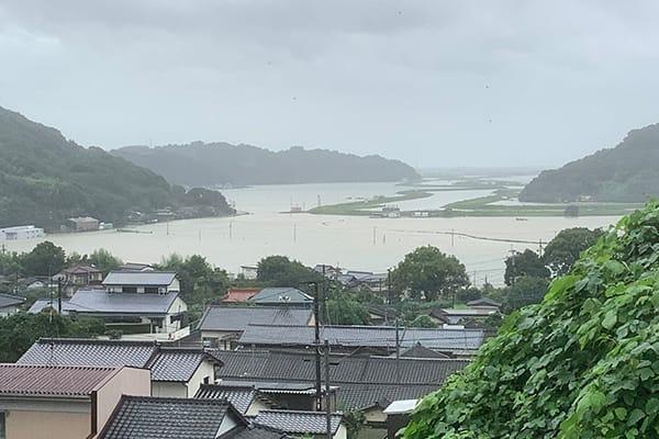 【佐賀県多久市】令和3年8月豪雨 災害支援