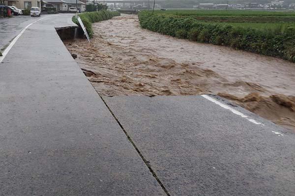 【佐賀県小城市】令和3年8月豪雨 災害支援