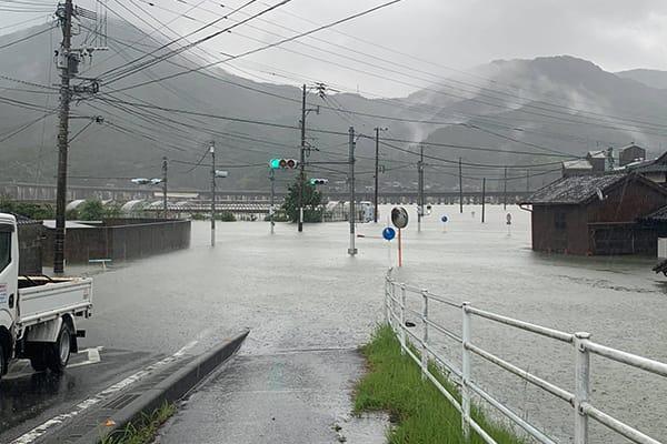 【佐賀県武雄市】令和3年8月豪雨 災害支援