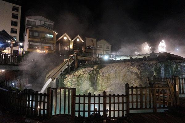 草津本白根山噴火 災害支援