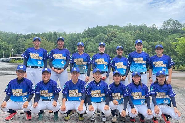 女子野球で淡路島から元気を届けたい!女子野球を通じた地域活性化プロジェクト