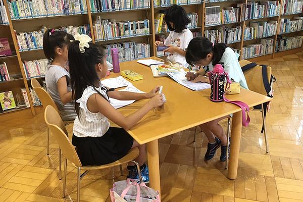 未来を担う子どもたちの学ぶ力・考える力を育成します!
