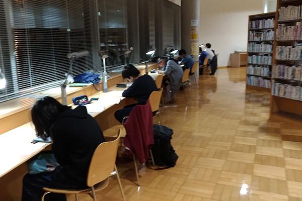 学生応援企画 「試験勉強ガンバラnight」