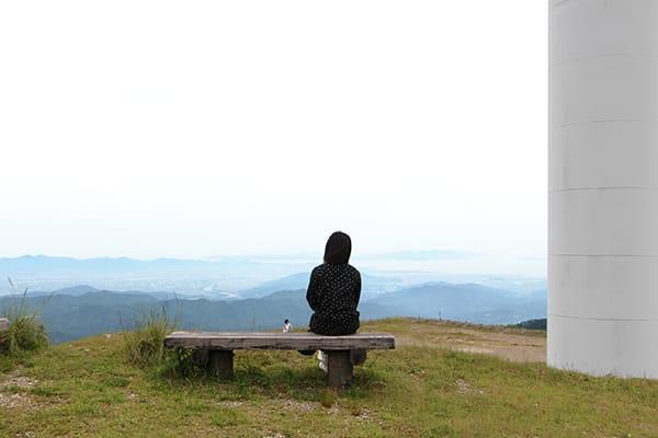 四国八十八景に認定された大川原高原に「展望台」を整備し、景観を快適に楽しめる場所の提供と大川原高原のさらなる魅力向上を図りたい!