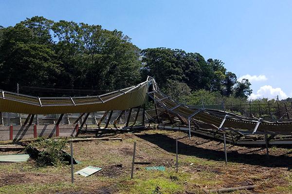 千葉県富津市 令和元年台風15号 災害支援