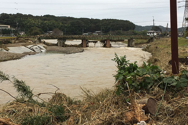 栃木県栃木市 令和元年台風19号 災害支援