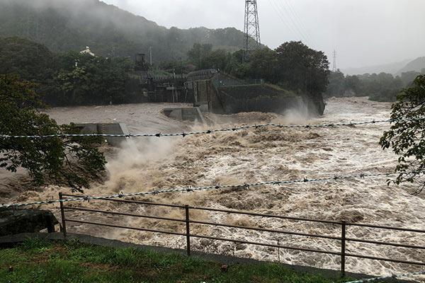 長野県小諸市 令和元年台風19号 災害支援