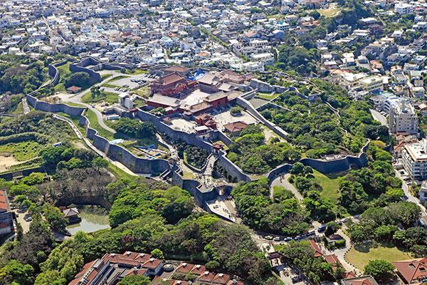 沖縄県豊見城市 首里城再建支援