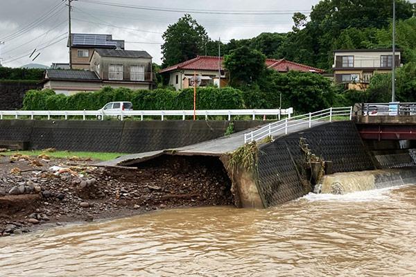 長崎県大村市 令和2年7月 九州豪雨 災害支援