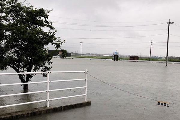 佐賀県上峰町 令和2年7月 九州豪雨 災害支援