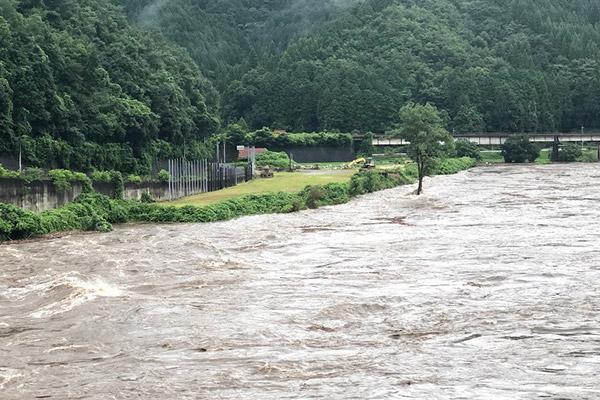 島根県美郷町 令和2年7月 豪雨 災害支援