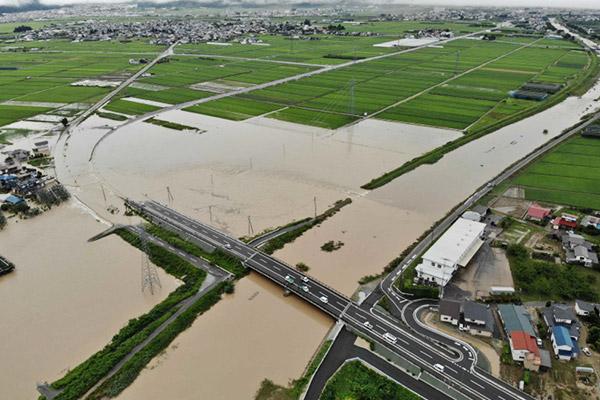 山形県 令和2年7月大雨 災害支援