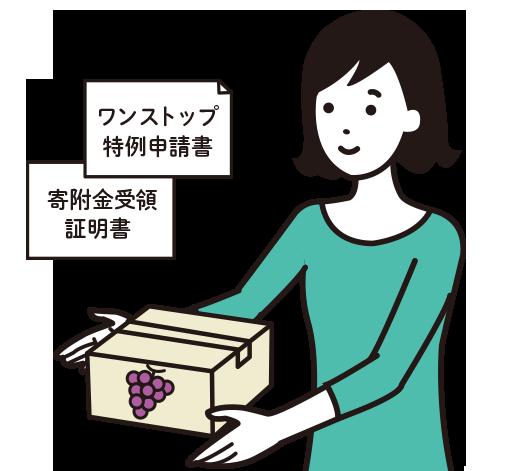 ふるさと納税寄附で地方自治体から郵送される「寄附金受領書」は大切に保管して下さい。