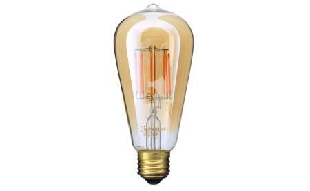 アンティーク型フィラメントLED電球Siphonサイフォン「Edisonエジソン」LDF30A