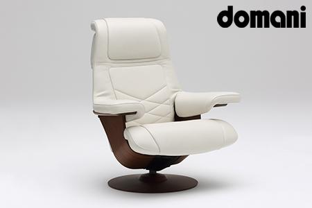 【2629-0139】[カリモク家具:ドマーニ]リクライナー(M) 【RSA700モデル】