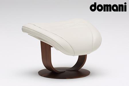 【2629-0140】[カリモク家具:ドマーニ]オットマン(M) 【RSA006】