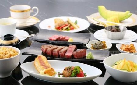 【8-9】《食事券》最高等級A5松阪牛サーロイン「葵コース」1名様分