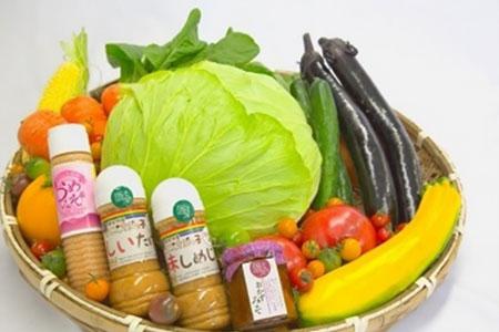 0513名張とれたて旬の野菜&加工品セット・い