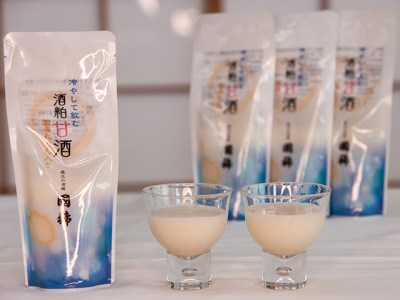 [A2-031]冷やして飲む 酒粕甘酒