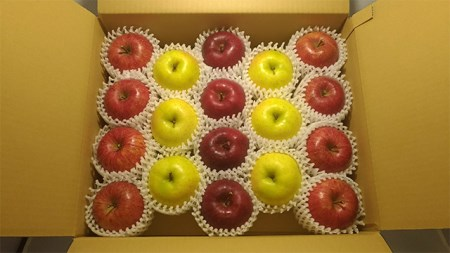 [A30-079]りんご 約5kgとジャム100g×1本(1月~発送)