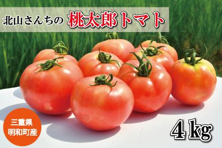北山さんちの桃太郎トマト