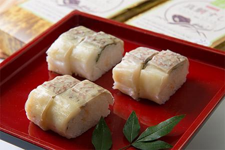 【A11】こだわり真鯛の寿司三昧