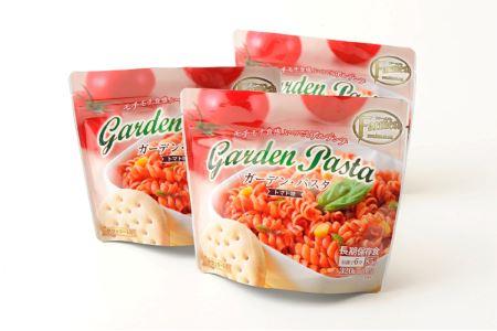 【非常食】ガーデン・パスタ トマト味