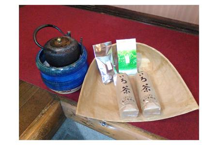 【2621-0058】吉川芳樹園の近江銘茶セット Ⅰ
