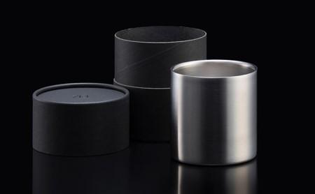 ステンレス製タンブラーグラス ノーマル78mm&米焼酎セット