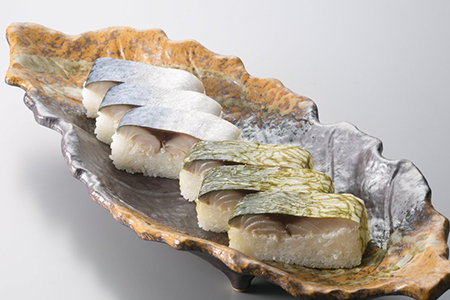 【T-209】 鯖寿司みうら 朽木鯖街道・鯖寿司詰合せ